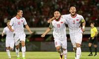 Tuyển Việt Nam thắng thuyết phục Indonesia