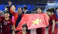 Đoạt HCV SEA Games, tuyển nữ Việt Nam nhận thưởng 'khủng'