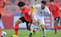 Thắng nghẹt thở Jordan, U23 Hàn Quốc vào bán kết giải châu Á