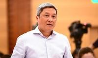 Thứ trưởng Bộ Y tế Nguyễn Trường Sơn. Ảnh: Giadinh.net