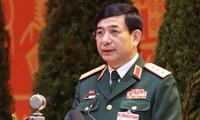 Thượng tướng Phan Văn Giang. Ảnh: Vnexpress