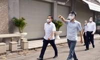 Phó Thủ tướng Vũ Đức Đam: Vũng Tàu cố gắng trở lại 'vùng xanh' để chi viện cho TPHCM