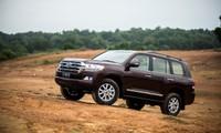Chi tiết Toyota Land Cruiser 2015 giá hơn 2,8 tỷ đồng