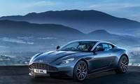 Siêu xe Aston Martin DB11 lộ diện ngoạn mục