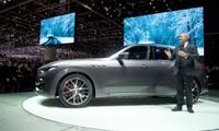 SUV Maserati Levante xuất trận tại triển lãm Geneva