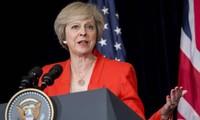 Thủ tướng Anh Theresa May lên án vụ tấn công tại Manchester Arena