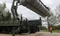 Tổ hợp tên lửa chống máy bay S-400 của Nga. Ảnh: Sputnik