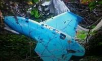 Vật thể bay được cho là máy bay không người lái của Triều Tiên, được phát hiện tại Hàn Quốc năm 2014. Ảnh: Yonhap