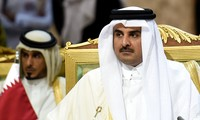 Quốc vương Qatar Sheikh Tamim bin Hamad Al Thani. Ảnh: AFP