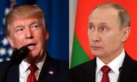 Tổng thống Mỹ Donald Trump sẽ gặp người đồng cấp Vladimir Putin tại Việt Nam. Ảnh: CNN