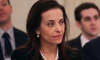 Phó Cố vấn An ninh Quốc gia Dina H. Powell sẽ chính thức từ chức vào đầu năm 2018. Ảnh: CNN