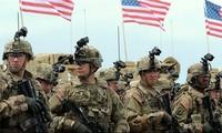 Binh sĩ Mỹ ở Syria. Ảnh minh hoạ