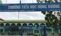 Trường Tiểu học Hùng Vương.
