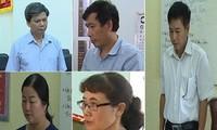 Năm cán bộ giáo dục tỉnh Sơn La vừa bị khởi tố về tội lợi dụng chức vụ, quyền hạn trong thi hành công vụ.