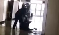 Tranh luận nóng: Xúc phạm thầy giáo, nam sinh Nhật bị đấm tóe máu