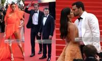Cannes ngày 8: Brad-Leonardo và màn 'khoá môi' của thiên thần nội y gây náo loạn