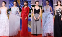 Dàn sao hạng A Hoa ngữ 'đổ bộ' thảm đỏ lễ trao giải Kim Kê 2019