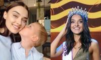 Bị tước vương miện vì có con, người đẹp Ukraine kiện Hoa hậu Thế giới