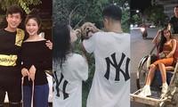 Những cầu thủ công khai hẹn hò bạn gái hot girl năm 2019