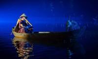 Vở diễn thực cảnh Tinh hoa Bắc bộ do đạo diễn Hoàng Nhật Nam dàn dựng được công chúng hào hứng đón xem.
