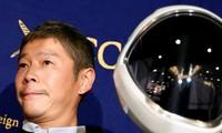 Tỷ phú Nhật Bản Yusaku Maezawa sẽ công bố người phụ nữ cùng ông du lịch Mặt trăng vào cuối tháng 3.