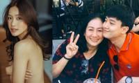 Sao Việt mồng 2 Tết: Khả Ngân tung ảnh bán nude, Quốc Trường 'thả thính'