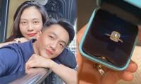 Dẫn bà xã sang Mỹ du lịch, Cường Đô La còn tặng vợ nhẫn kim cương 'khủng'
