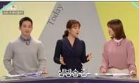 Nữ phát thanh viên Hàn Quốc tiết lộ 'thả rông' trên sóng trực tiếp gây sốc