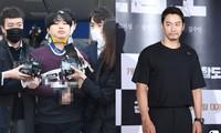 """Cho Joo Bin tự nhận phát tán tin nhắn """"săn gái"""" của Joo Jin Mo."""