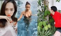 Sao Việt cách ly ngày 14: Hương Giang Idol tự nhận 'nổi tiếng, xinh đẹp và nhiều tiền'