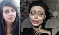 'Angelina Jolie phiên bản thây ma' mắc COVID-19 nặng, nhưng không được ra tù