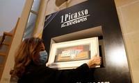 """""""Nature Morte"""" của danh họa Tây Ban Nha Pablo Picasso đã tìm thấy chủ nhân mới trong sự kiện xổ số từ thiện. Ảnh: Reuters"""