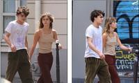Dẫn bạn gái 'thả rông' xuống phố, con trai Johnny Depps bị chỉ trích