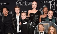 Angelina Jolie hiếm hoi nói về việc ly hôn Brad Pitt: 'Đó là quyết định đúng đắn'