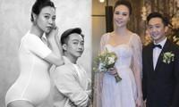 Đàm Thu Trang tung ảnh bầu, xác nhận mang thai với Cường đô la