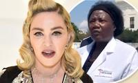Madonna hứng 'gạch đá' vì chia sẻ video chữa COVID-19 bằng thuốc sốt rét