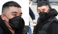 Seungri xuất hiện tại Tòa án Quân sự Hàn Quốc