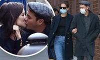 Katie Holmes và tình trẻ 'dính như sam', ôm hôn say đắm nơi công cộng