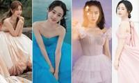 'Bóc trần' nhan sắc thật của loạt mỹ nhân Hoa ngữ tại lễ bế mạc Kim Ưng 2020