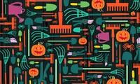 'Hack não' tìm cây chổi phù thủy trong tranh Halloween chỉ với 45 giây, bạn đã thử chưa?