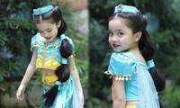 Con gái 'mỹ nhân đẹp nhất Philippines' hóa công chúa Jasmine, dự sẽ 'soán ngôi' mẹ