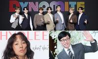 6 nhân vật có ảnh hưởng nhất ngành giải trí Hàn Quốc năm 2020