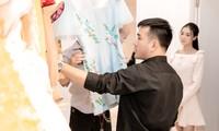 Đột nhập hậu trường fitting Người đẹp Thời trang của Top 35 Hoa hậu Việt Nam 2020