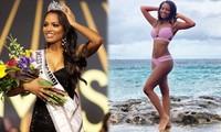 Sắc vóc nóng bỏng của cô gái gốc Phi 22 tuổi đăng quang Hoa hậu Mỹ 2020