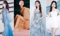 Loạt mỹ nhân Hoa ngữ khoe sắc vóc cực phẩm tại sự kiện Lễ độc thân