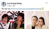 Sao Việt đua nhau hưởng ứng trào lưu 'ngày ấy – bây giờ'