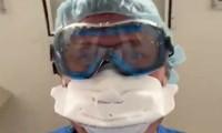 Cộng đồng mạng xôn xao về video 'giây phút cuối cùng' của bệnh nhân COVID-19