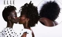 Câu chuyện xúc động đằng sau trang bìa có hai phụ nữ da đen hôn nhau