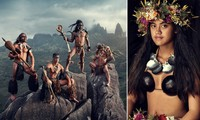 Bộ ảnh tuyệt đẹp về bộ lạc biệt lập nhất thế giới trên 'Đảo giấu vàng'