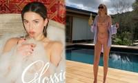 Con gái út của cố CEO Steve Jobs khỏa thân trong lần đầu làm người mẫu